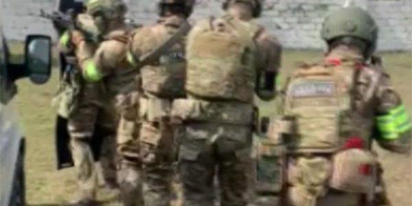На Кубани прошли учения по обезвреживанию вооруженных преступников