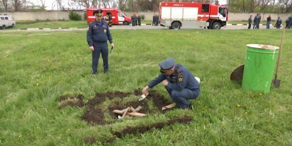 Сотрудники МЧС Кубани рассказали, как безопасно развести костер