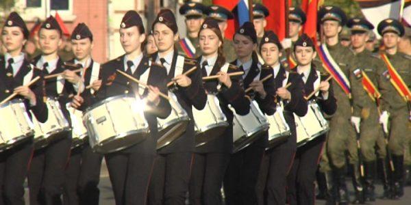 Парадная мобилизация: как в Краснодаре готовятся к параду Победы