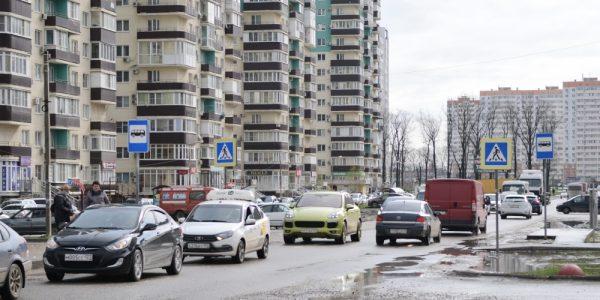 В Краснодаре ремонт улицы 40-летия Победы отложили из-за футбольного матча