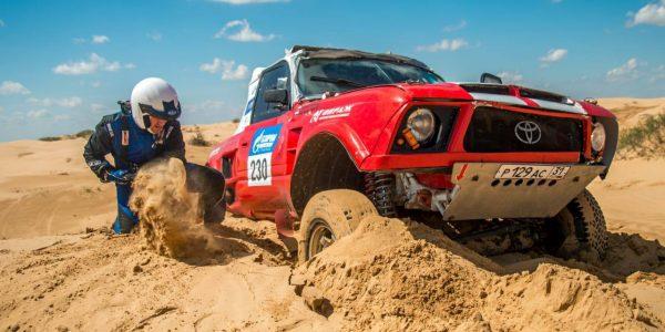 Мэр Геленджика рассказал об опрокидывании его машины в гонках «Золото Кагана»