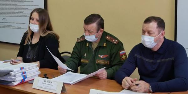 В Краснодарском крае стартовал весенний призыв в армию