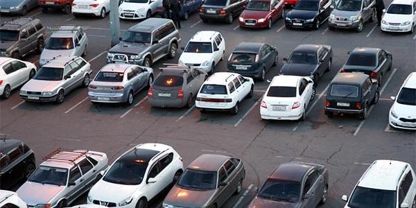 В Краснодаре заработала система штрафов за нарушение правил парковки