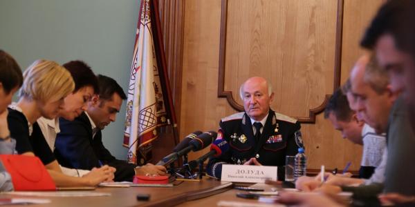 Николай Долуда останется атаманом ВКО после выдвижения в Госдуму