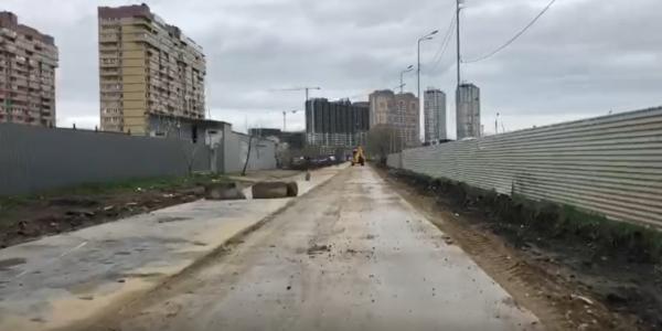 В Краснодаредо 19 апреля откроют проезд по Пашковскому перекату
