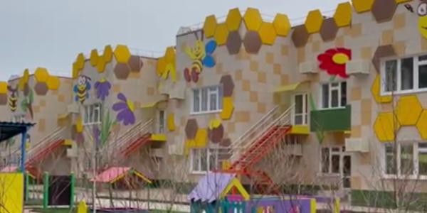 Детский сад на улице Конгрессной в Краснодаре сдадут в эксплуатацию в мае