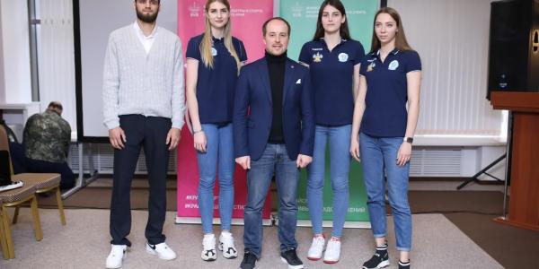 В Краснодаре представили новый региональный спортивный бренд