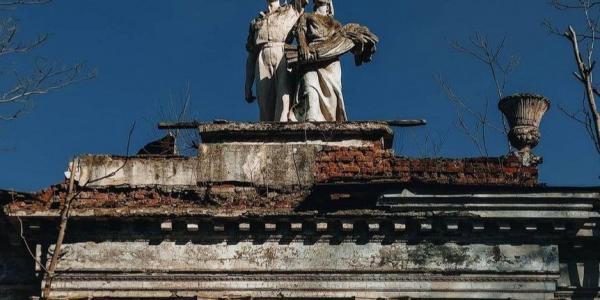В Краснодаре отреставрируют колоннаду в Чистяковской роще