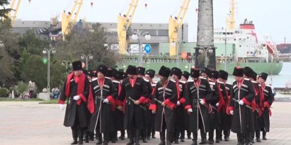 «Кубань 24» покажет прямую трансляцию парада Кубанского казачьего войска