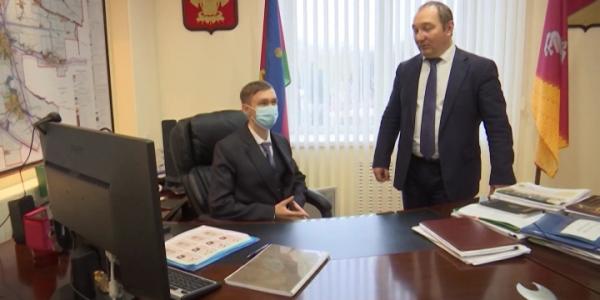В День местного самоуправления Кущевский район возглавили школьники и студенты