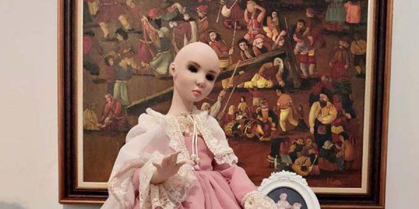 В краснодарском музее Коваленко 24 апреля представят коллекцию шокирующих кукол