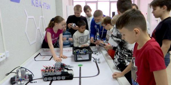 В Краснодаре прошел день открытых дверей в новом филиале технопарка «Кванториум»