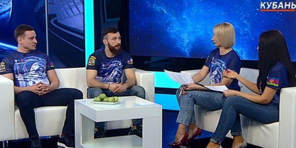 Сергей Фетисов: объединили молодежь космической зарядкой