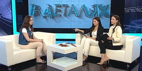Юлиана Лоточникова: в городах Кубани раздадим 150 тыс. георгиевских лент