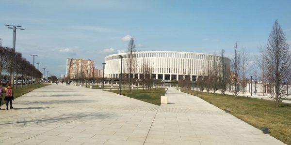 Архитектор стадиона «Краснодар»: форма арены подобрана удачно, она не устаревает