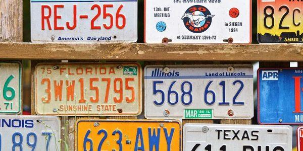 Вот так номер: 11 фактов об автомобильных номерах