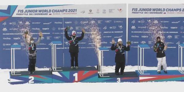 Сочинские спортсмены завоевали три золота на чемпионате России по фристайлу