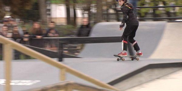Как в Краснодаре прошел чемпионат России по скейтбордингу в дисциплине «стрит»
