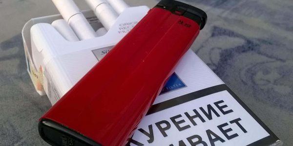 В России 1 апреля вступил в силу закон о минимальной цене на сигареты