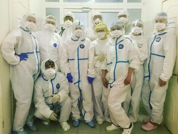 На Кубани врачи 103 дня боролись за жизнь пожилой пациентки с коронавирусом