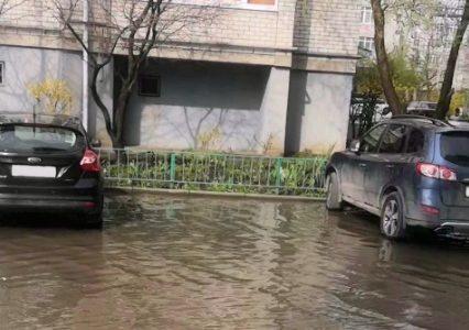В Краснодаре проблему подтоплений планируют решить с помощью федеральных средств