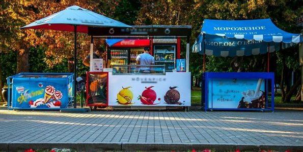 Власти Анапы проведут электронный аукцион по летним торговым точкам