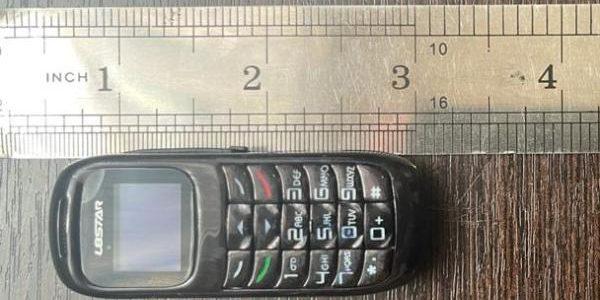 В СИЗО на Кубани в посылке нашли телефон, спрятанный во флакон от дезодоранта