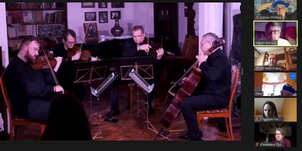 Сочинские музыканты поздравили города-побратимы с Днем Европы