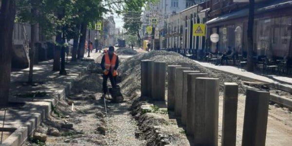 В Краснодаре запуск одностороннего движения по Чапаева отложили еще на 2 недели
