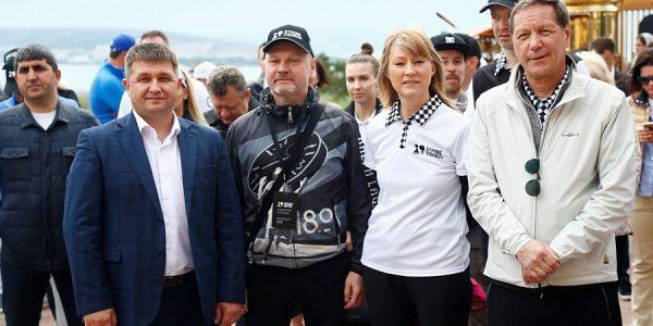 В Геленджике стартовал Всероссийский турнир по гольфу «Сильные фигуры 2021»