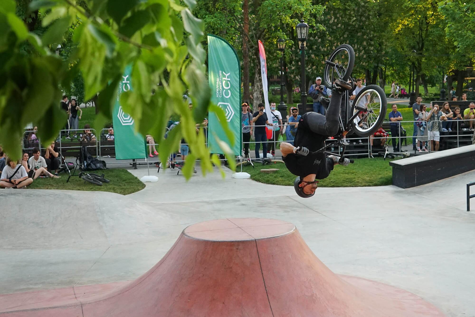 Открытие фестиваля XSA Season Open 2021 в Краснодаре. Фоторепортаж