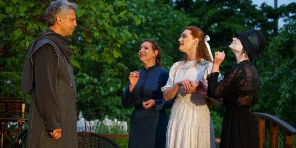 Премьера спектакля «Три сестры» в Краснодарском театре драмы. Фоторепортаж