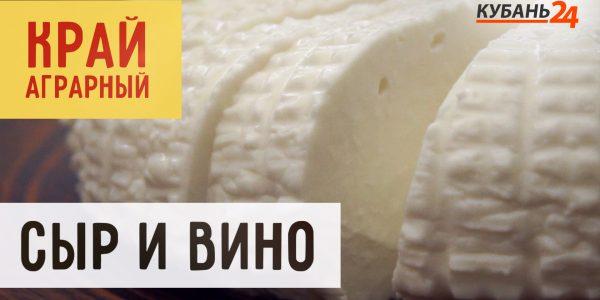 Сыр и вино | Край аграрный