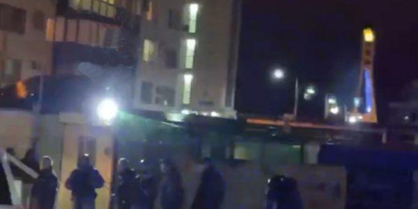 В Краснодаре женщина выстрелила в охранника, не пустившего ее в ЖК «Адмирал»