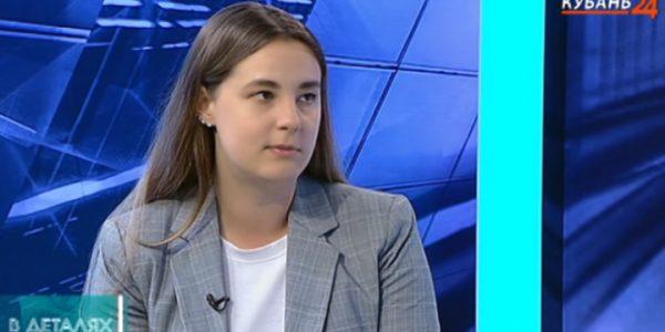 Дарья Крупная: Краснодарский край — солнце фестиваля