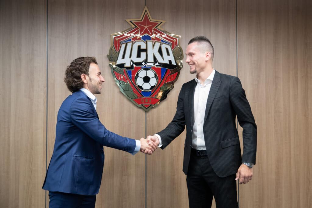 Заболотный покинул ФК «Сочи» и перешел в ЦСКА