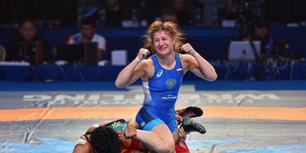 Кубанская спортсменка завоевала лицензию на участие в Олимпийских играх
