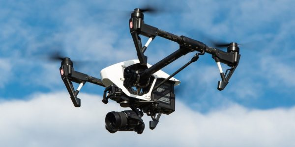 На Кубани благодаря дронам уже составили 11 протоколов за нарушение ПДД