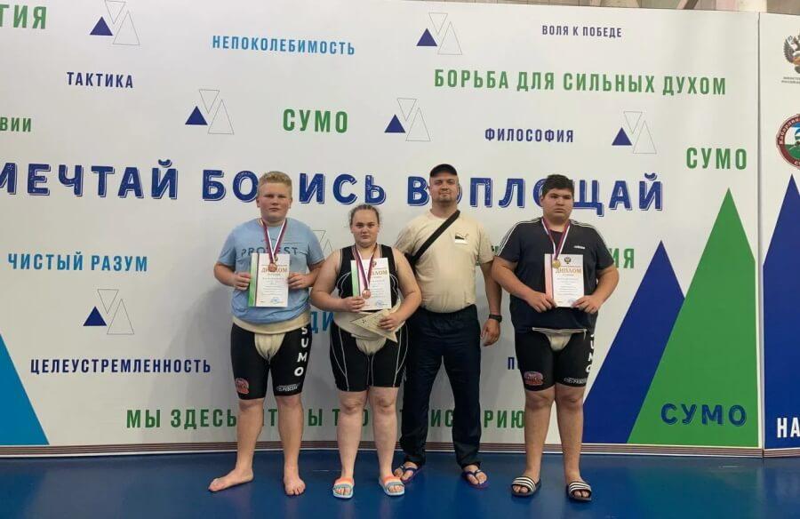 На Кубани пройдет первая в России онлайн-тренировка с сумоистами из Японии