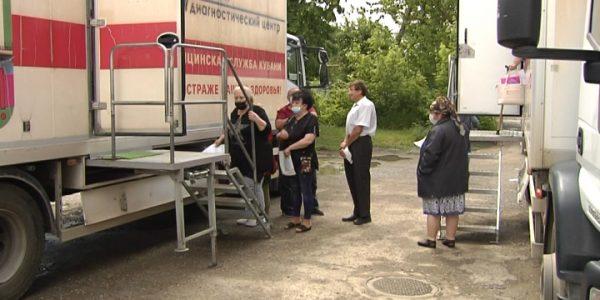 Диспансеризация на Кубани: случайная проверка у медиков спасла мужчине жизнь