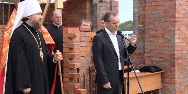 Вениамин Кондратьев: в парке «Патриот» будет свой духовный источник
