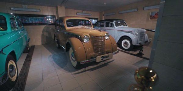 В Краснодаре открылся музей ретротехники