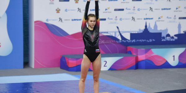В Сочи прошел чемпионат Европы по прыжкам на батуте. Фоторепортаж