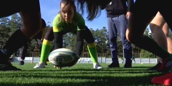 Сборная Кубани выиграла первенство России по регби среди девушек до 19 лет