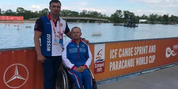 Кубанский гребец получил лицензию на Паралимпийские игры в Токио