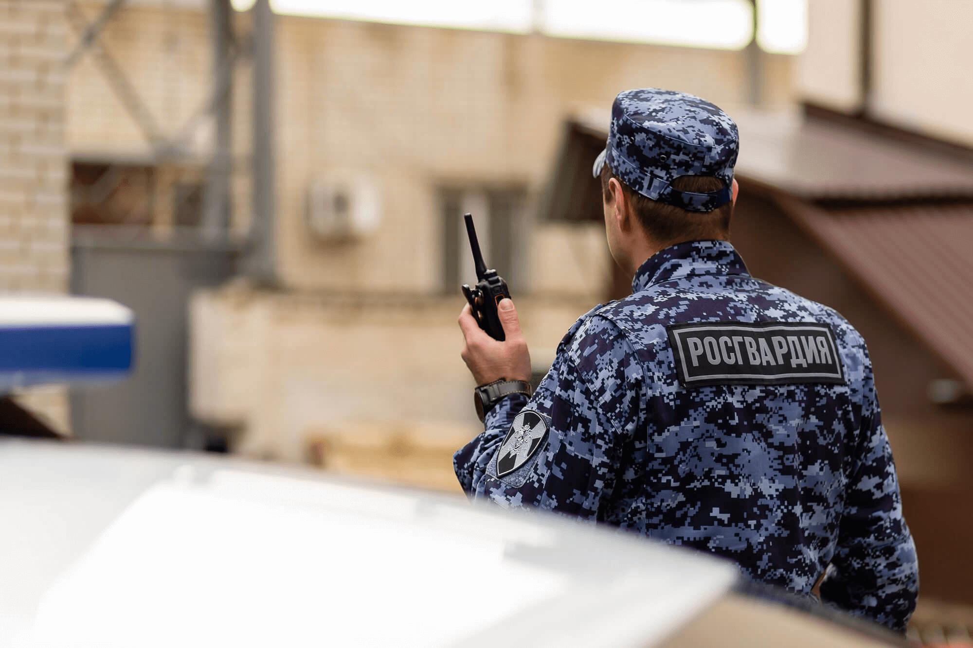 Росгвардия предупредила о движении военной техники на дорогах Кубани