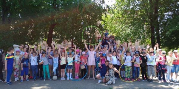 В краснодарских школах начали работу 79 летних лагерей дневного пребывания