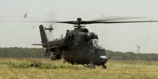 На Кубани завершились учения летчиков Южного военного округа