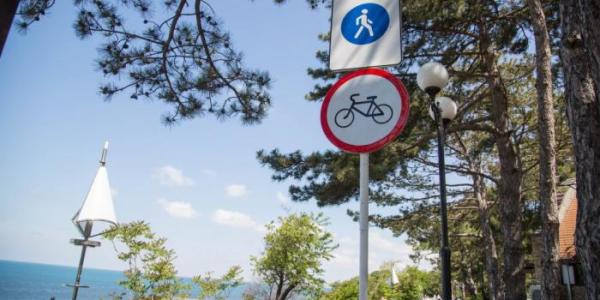 В Анапе будут штрафовать за езду на электросамокатах и велосипедах по набережной