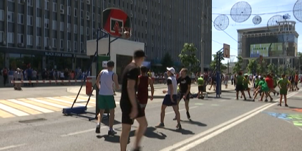 Всекубанский турнир по уличному баскетболу среди юниоров стартует 1 июня